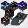 Online Shopping DELUX T9 Plus Professional Mechanical Gaming Keypad with 11 Light Modes