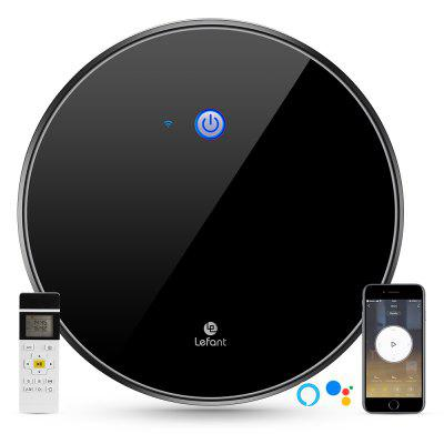 Lefant M520 Robot Vacuum Cleaner Smart Mapping Works with Alexa and Google Image