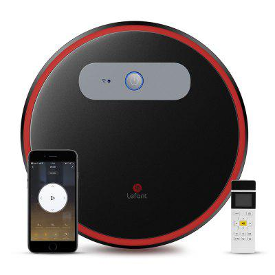 Lefant M501-B Pro 2000pa Suction Robot Vacuum Cleaner APP Control Supports Google Home Amazon Alexa