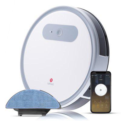 Lefant M501A Pro 2200pa Suction Robot Vacuum Cleaner Mopping Good for Pet Hair Carpets Hard Floors