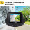 Z-EDGE S3 Car DVR 2.4 inch Screen Dash Cam Dual Cameras Full HD 1440P Front and 1080P Rear