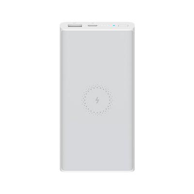Xiaomi Wireless Power bank Youth 10000mAh Qi Fast WPB15ZM Type C Mi Portable Charging Powerbank