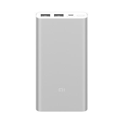 Xiaomi Power Bank 3 10000mAh PLM12ZM USB Type C QC3.0 Fast Charging Mi 10000mAh Charger Poverbank