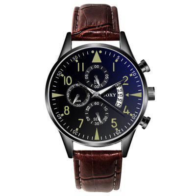 SOXY Mens Watch Top Brand Luxury Watch Men Sport Watches For Men Relojes Hombre 2019 Stainless