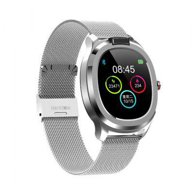 T01 Smart Watch CG PPG  Body Temperature Monitor Heart Rate Blood Pressure  Smartwatch