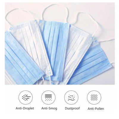 Anti Virus Profession Medical Mask Surgical Disposable  Breathable Face Mask