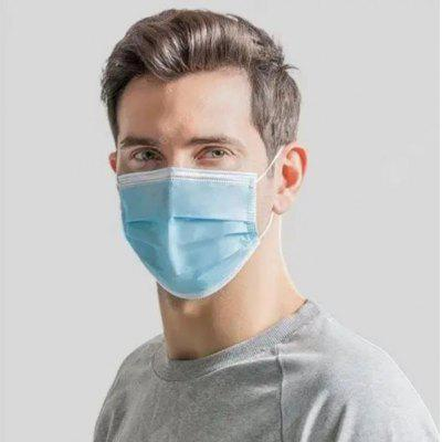 Mask Medical Surgical Disposable Anti-dust Safe Breathable Face Dental Medical Ear Mouth Mask