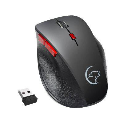 YWYT G835 2400DPI USB Optical Wireless Computer Mouse 2.4G Receiver Office Home Use Silent For Apple PC Laptop Mice
