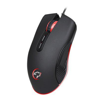 G830 Mini Optical Wired Mouse 4 Colors LED Light Gaming Mice for PC Computer Laptop Notebook Accessories