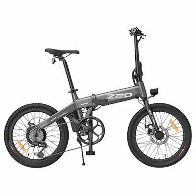 Himo Z20 Fold Electric Bicycle 250w High Speed Motor 20 Inch Tires Urban Folding Electric Power-assisted EBIKE Xiaomi Ecosystem Product Image