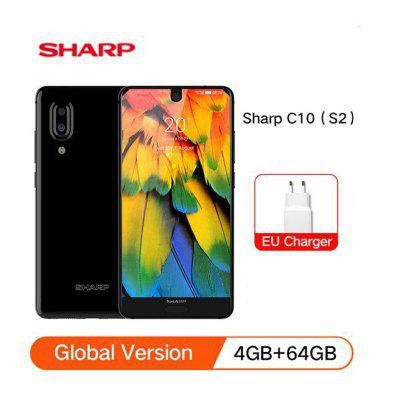 SHARP AQUOS C10 S2Смартфон Android8.0 Смартфон