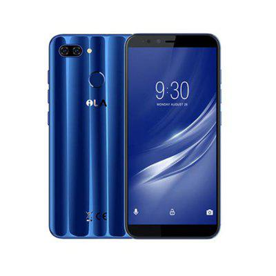 iLa silk Android 4G Smartphone 5.7 inches IPS HD Image