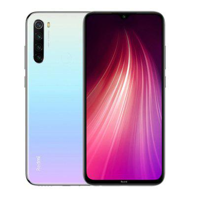 Xiaomi Redmi Note 8 6.3 Inch 48MP Quad Rear Camera 3GB 32GB 4000mAh Snapdragon 665 Octa core Brazil Only Image