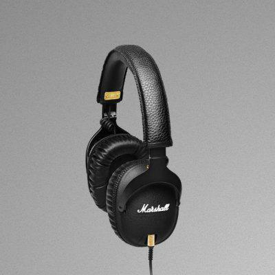 Marshall Monitor Bluetooth F.T.F. System For Customised Sound extra 3.5 mm socket Wireless Earphones