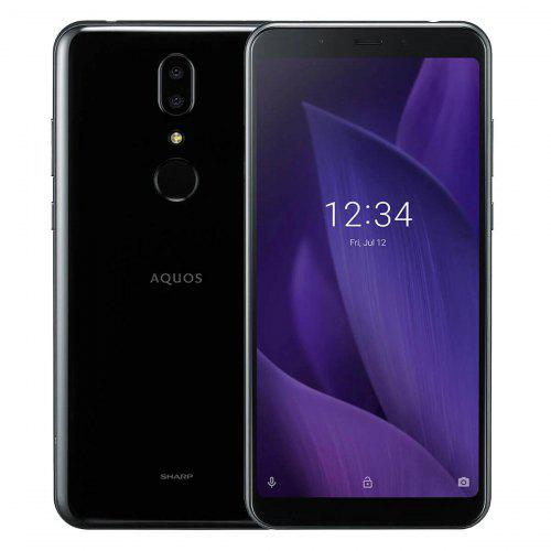 SHARP AQUOS V Global Version Smartphone 5.9 inch FHD+ 13MP+13MP Dual Rear Cameras Android 9.0 Snapdragon 835 Octa Core 4G Mobile Phone