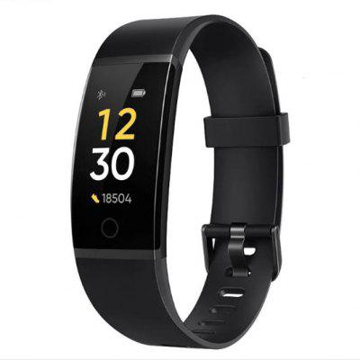 Realme Band Bluetooth Smart Bracelet Large Color Screen band Real-time Heart Rate Monitor Sedentary Reminder IP68 Waterproof Smart Band