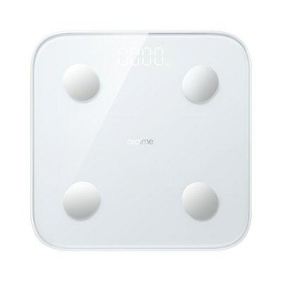 Realme Body Fat Scale Smart 50g High-Precision/360-Day Long Standby/16 Types of Health Measurement Universal Weight