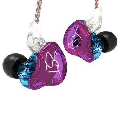 KZ ZST In-ear Hybrid Headphones