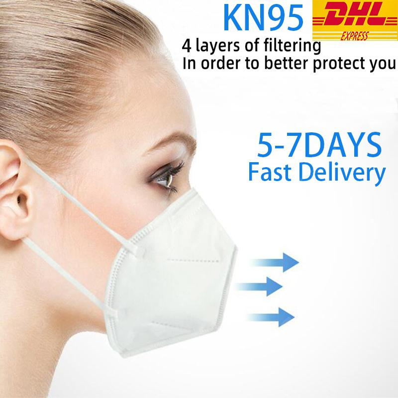DHL Free Shipping KN95 Mask Disposable B