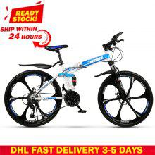 DHL Fast Delivery Bicycle 30 Variable Speed Mountain Bike Tire Road Bike Frame size 26 inch Product Unisex Resistance