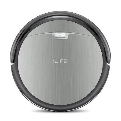 ILIFE A4s Smart Robot Vacuum Cleaner Powerful Suction for Thin Carpet & Hard Floor Large Dustbin Miniroom Function Automatic Recharge Sweeping