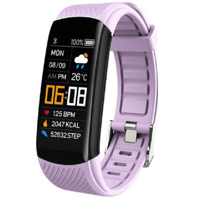 C5S Smart Bracelet Band Fitness Tracker Bracelet Waterproof IP67 Smart Watches Heart Rate Monitor Bracelet Chycet Smart Bracelet Blood Men Women