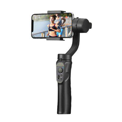 H4 3-Axis USB Charging Handheld C11 Gimbal Smartphone Handheld Selfie Stick Action Camera Gimbal Stabilizer Smartphone Gopro Camera Vlog