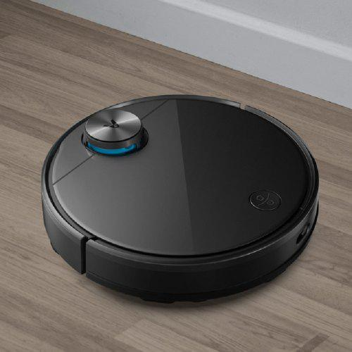 VIOMI V3 Global Version Robot Vacuum Cleaner Smart Cleaning High Suction LDS Laser Navigation Electric Control mijiaAPP Remote Control