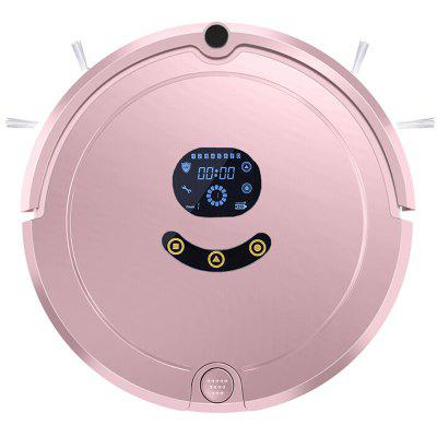 PHOREAL FR-S01 Planned Route Robot Vacuum Cleaner 1200PA 60DB WIFI App Remote Control Robotic Vacuum Cleaner Auto Rechargeable For Home Image