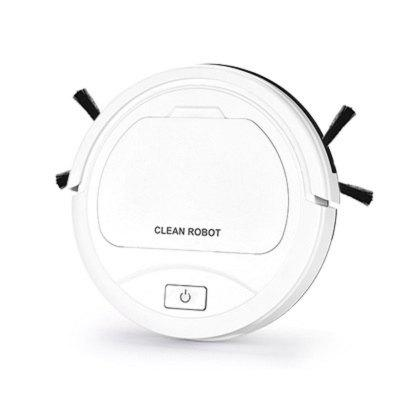 K8 Smart Robot Vacuum Cleaner Small Vacuum Cleaners Sweeping Robot Floor Dirt Home USB Rechargeable Cleaning Machine Draw Cleaning Area On Map