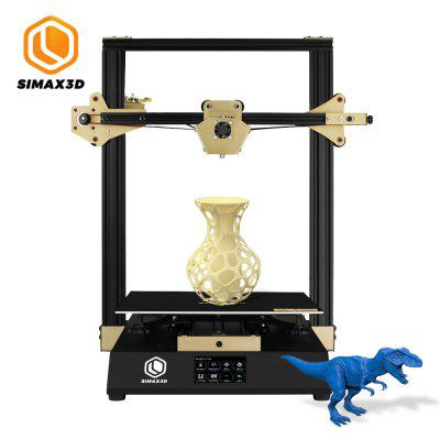 SIMAX3D-X1 Diy Kit 3D Printer 300x300x400 Print Face Shield Color Touchscreen VS ender 3 pro CR10S