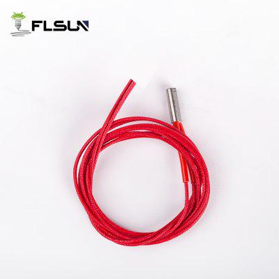 FLSUN Factory Supply 3d Printer Spare Parts 12V 40W 3d Printer   Heater For DIY 3d Printer 5 pieces
