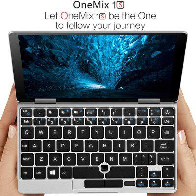 One Netbook One Mix 1S Yoga 7 Inch Pocket Laptop Ultrabook Windows 10 Portable Mini Laptop Tablet PC