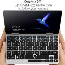 One Netbook One Mix 2S Yoga 7 Inches Pocket Laptop Ultrabook Windows 10 Portable Mini Laptop Tablet
