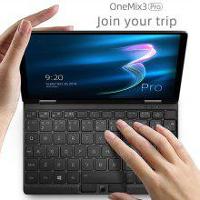 One Netbook One Mix 3 PRO Yoga 8.4 Inch Pocket Laptop Ultrabook Windows 10 Home Portable Mini Laptop