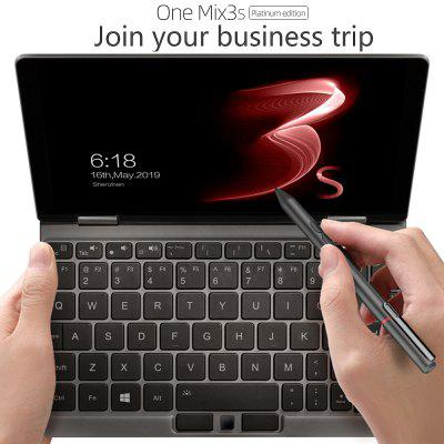 Platinum Edition One Netbook One Mix 3S Yoga 8.4 Inches Mini Pocket Laptop Ultrabook UMPC Tablet PC