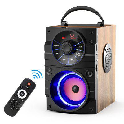 Subwoofer Heavy BassPortable Bluetooth Speaker With Remote Control For Home Party Phone Computer PC