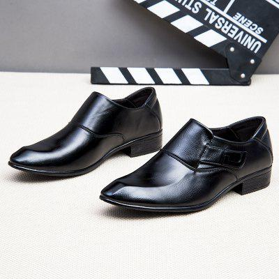 Men Business Leather Formal Casual Oxford Shoes