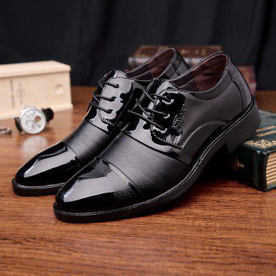 New Business Shoes Men Fashion Casual Shoes Wedding Shoes