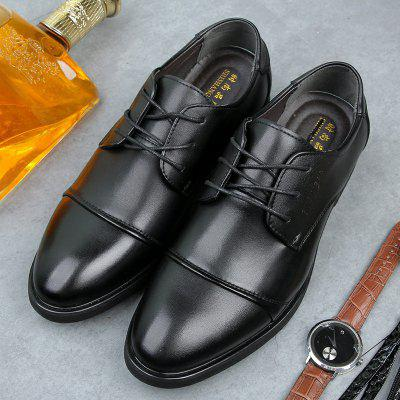 Business Casual Leather Shoes Oxford Shoes