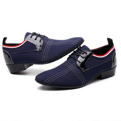 New Men Casual Cloth Shoes Breathable Casual Shoes Deodorant Cloth Shoes Youth Work Men Shoes