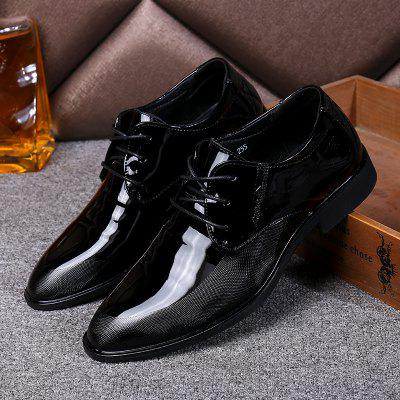 Men Leather Shoes Outdoor Casual Shoes Business Shoes Work Shoes