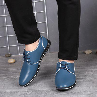 New Men Special Genuine Leather Casual Shoes Outdoor Shoes