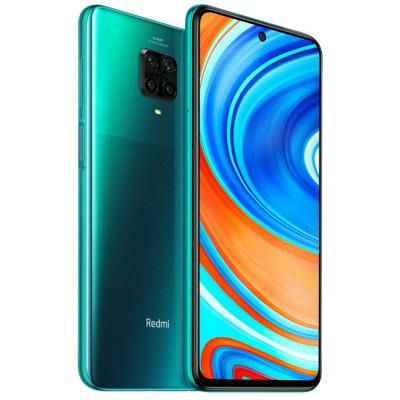 Xiaomi Redmi Note 9 Pro Global Version 6.67 Inch 64MP  NFC Snapdragon Quad Camera 5020mAh 720G Octa Core 4G Smartphone Image