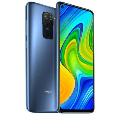 Xiaomi Redmi Note 9 Global Version 6.53 Inch 4G Smartphone 48MP Quad Camera 5020mAh Helio G85 Octa Core Image