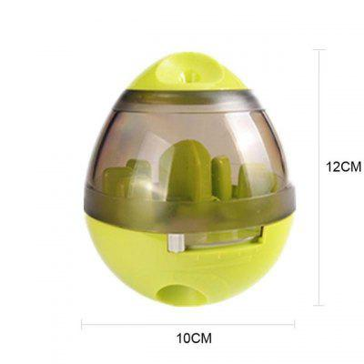 Interactive Dog Toys Gourd Shape IQ Food Ball Toy Smarter Dogs Treat Dispenser For Cats Playing Training Pets Supply
