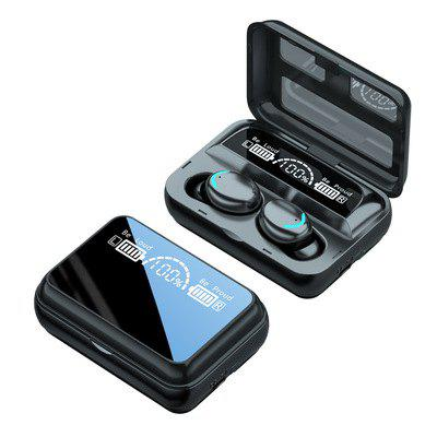 Фото - Auto Pairing Wireless Earbuds With Charging Case Ergonomic HD Stereo Sound Gym Bluetooth 5.1 TWS Earphone LED Power Dispaly charging