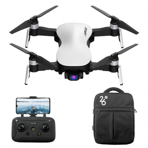 JJRC X12 Foldable GPS 5G WIFI FPV RC Drone Helicopter with 4K HD Camera Gravity Sensor Smart Control High-definition Camera Stabilizing Platform