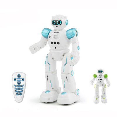 JJRC R11 Cady Wike Gesture Sensing Touch Smart RC Robot  Song Dance Light Gliding for Children Toys