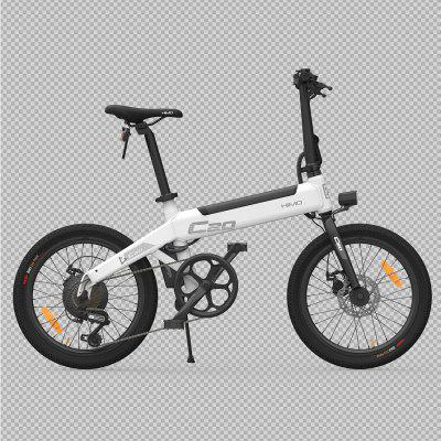 HIMO C20 Electric Bicycle 250W Motor Ebike 25km/h 80KM Mileage Outdoor Urban E bike 20 Lnch Tire Xioami Ecosystem Product Image